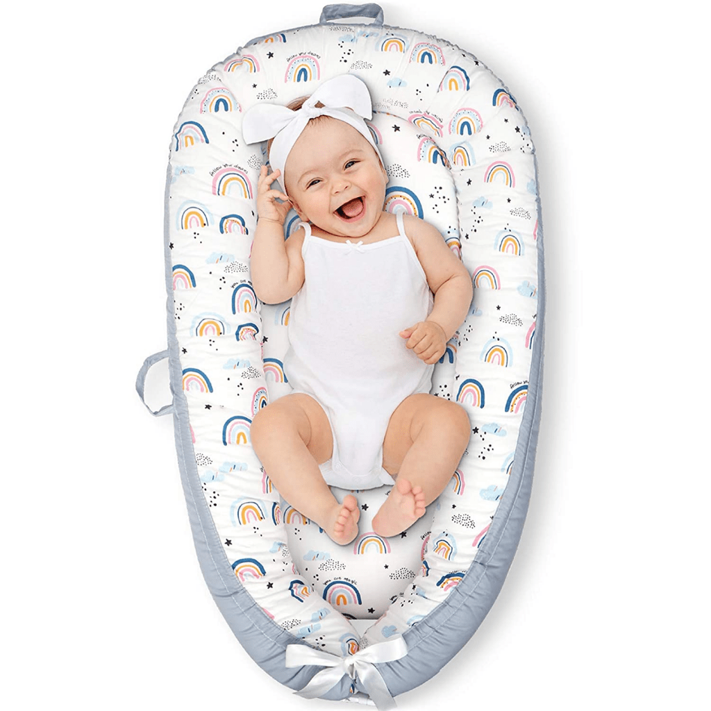 Cosy Nation Baby Lounger Baby Nest